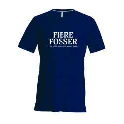 T-Shirt KM Fiere Fosser - kids 6-8